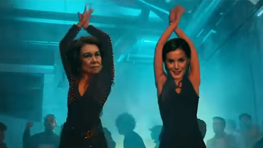 SofiziaWar en el vídeo de Lo Malo de Late Motiv