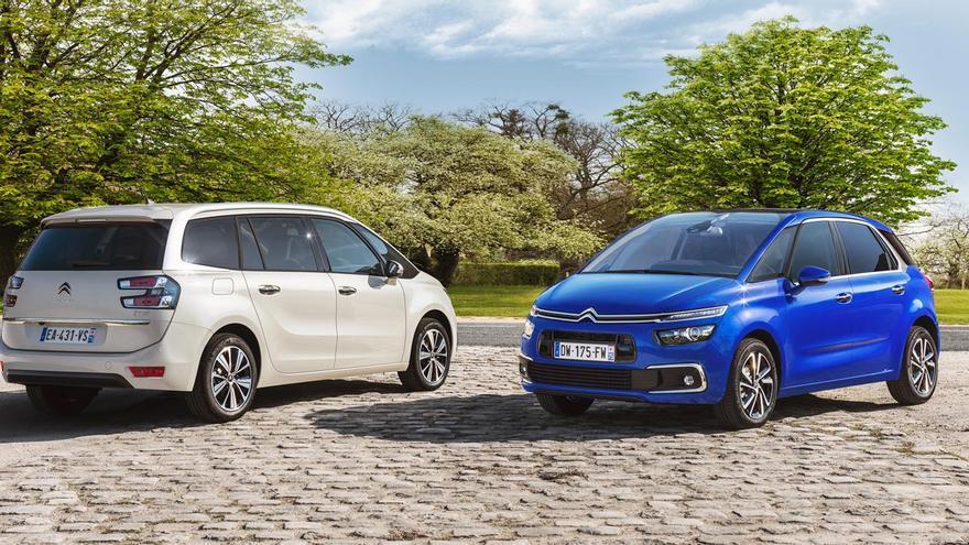 Citroën C4 Picasso y Grand C4 Picasso, las referencias en ayudas a la conducción.