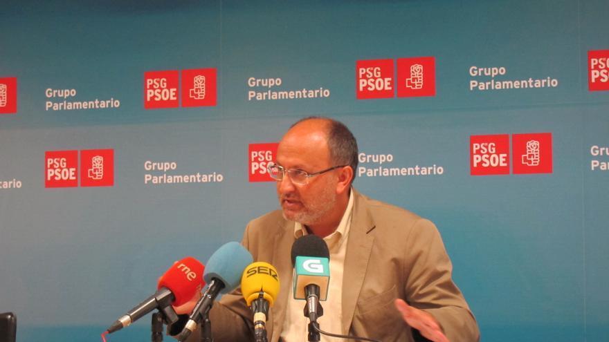 """El PSdeG reivindica su """"galleguismo"""" pero subraya que la situación de Galicia """"no es comparable"""" a la catalana"""