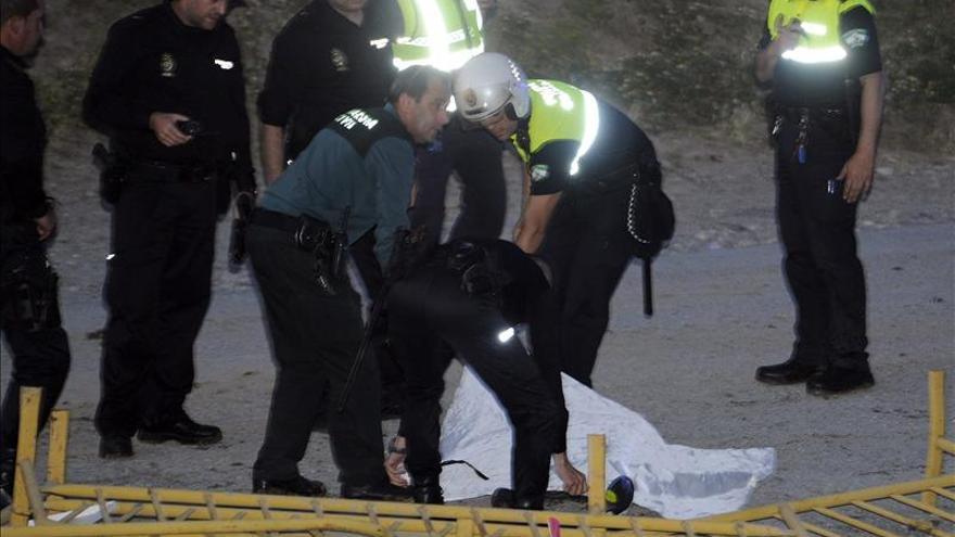 Hallan sin vida al joven desaparecido cuando se bañaba en el río Genil