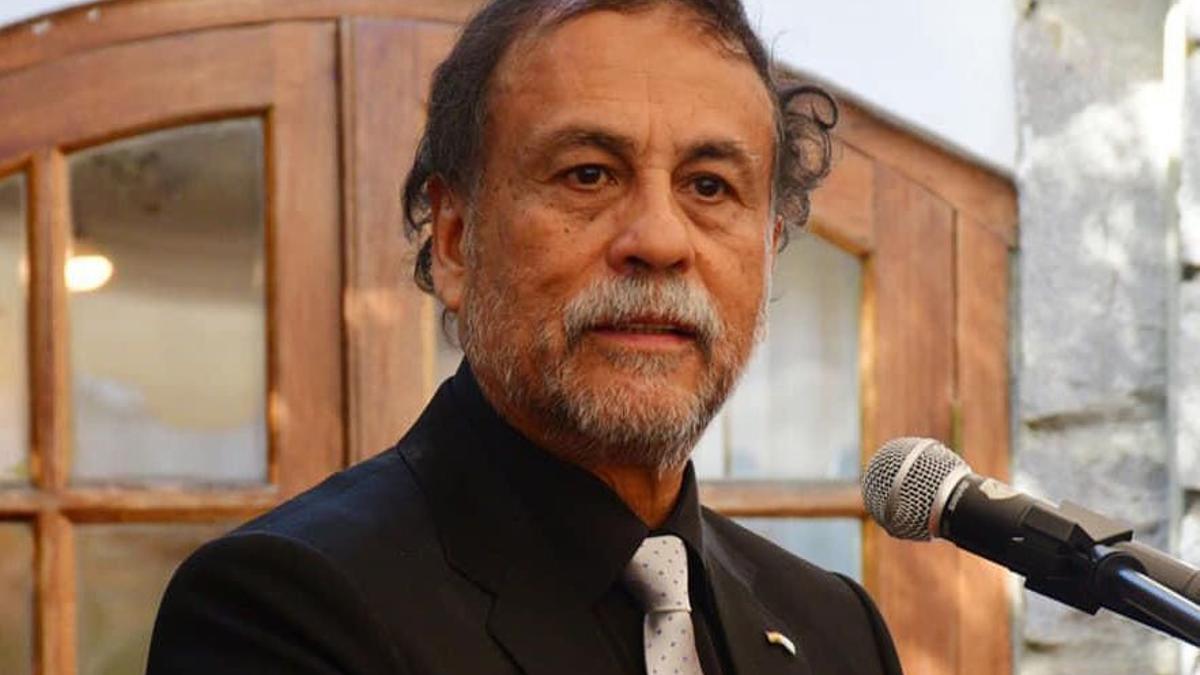 Normando Álvarez García, actual ministro de Trabajo y Empleo de Jujuy