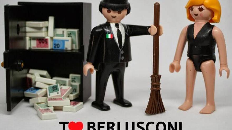 I love Berlusconi