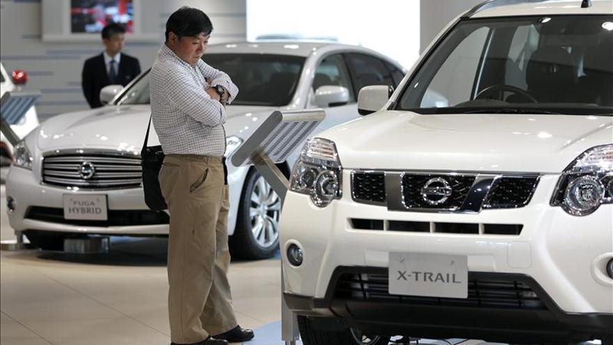 Nissan cierra 2012 con beneficio y registra un récord de ventas