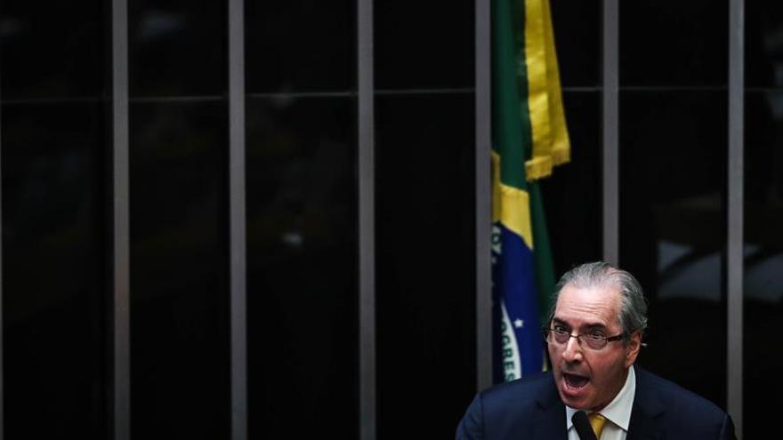 Detenido el influyente expresidente de la Cámara baja de Brasil