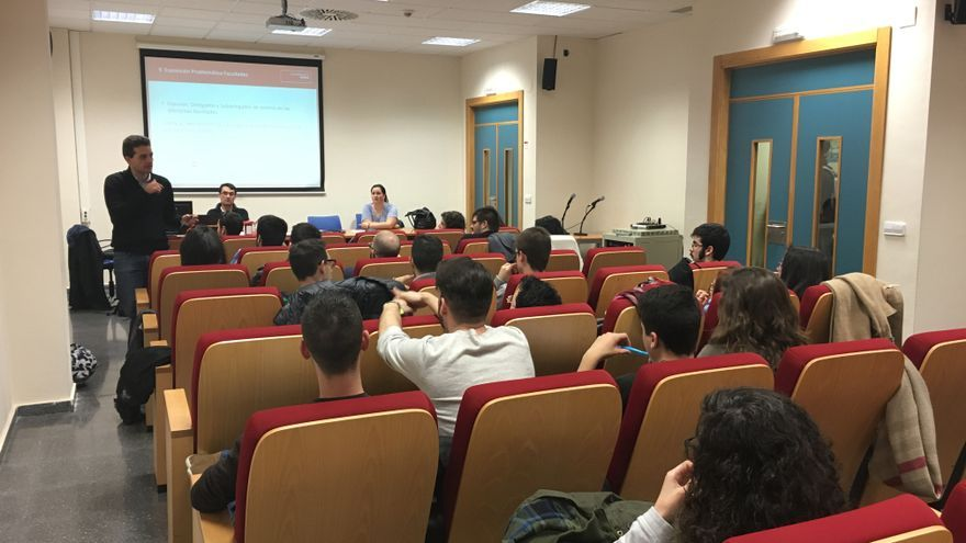 Consejo de Estudiantes, Universidad de Murcia