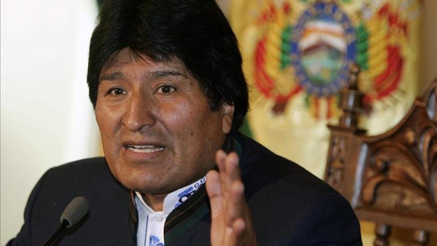 Morales dice que Bolivia no está lejos de tener energía nuclear