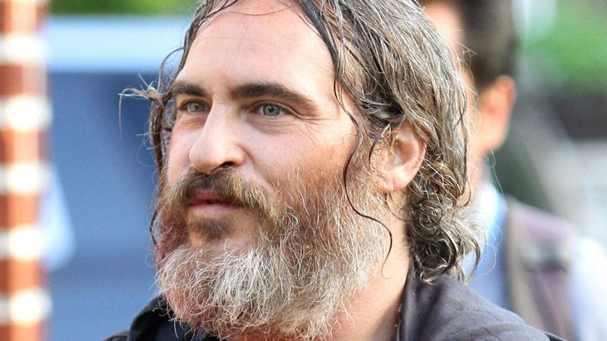 Joaquin Phoenix en 'You were never really here'