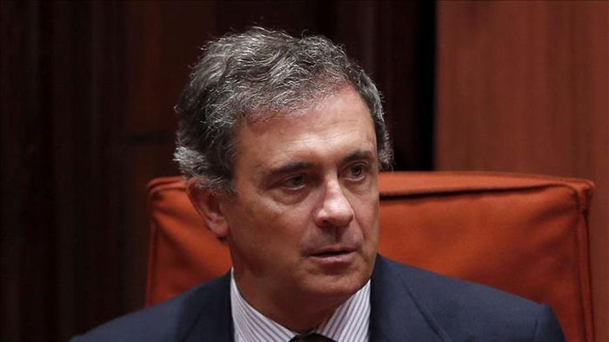 J.Pujol hijo ingresó una parte de 5,6 millones de euros en metálico en una de las cuentas en Andorra