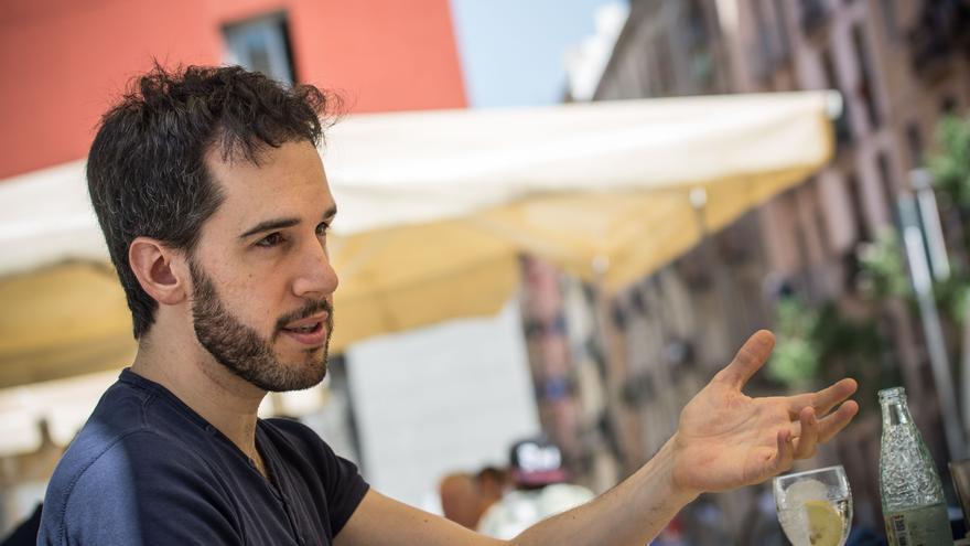 Jaime Palomera, portavoz del Sindicat de Llogaters