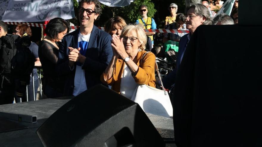 """Carmena a quienes le critican por sus 75 años: """"Qué tontos sois, qué bobos sois"""""""