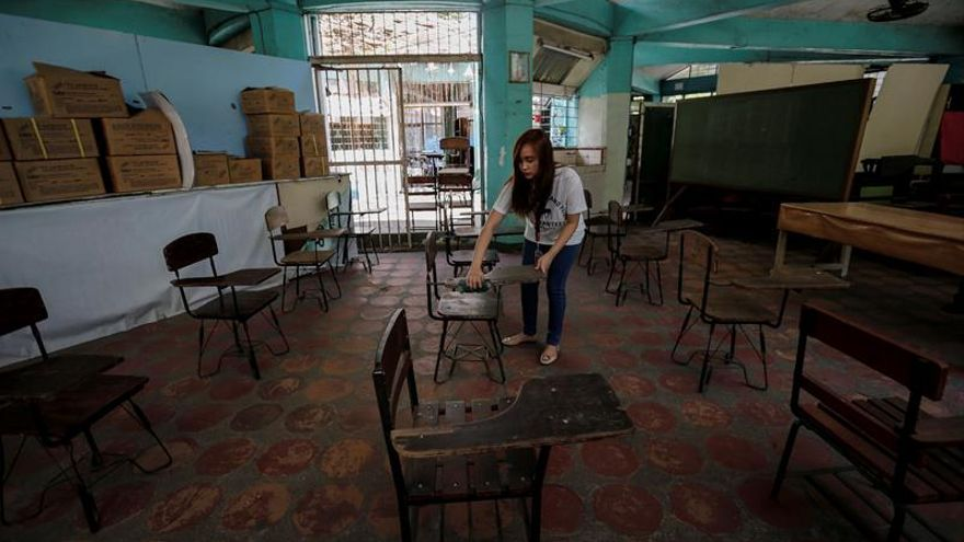 Jornada de reflexión en Filipinas antes de las elecciones generales