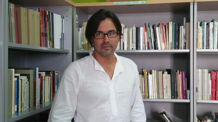 Víctor Hernández Correa. Foto: LUZ RODRÍGUEZ.
