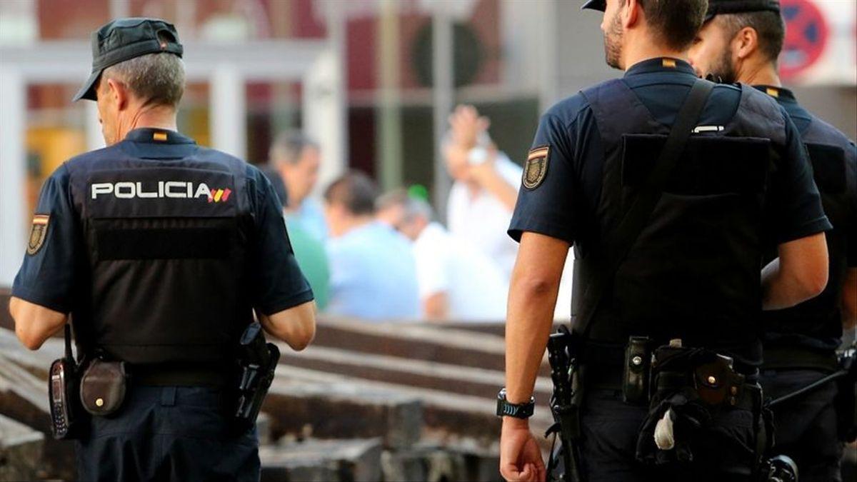 Una patrulla de Policía Nacional POLICÍA NACIONAL