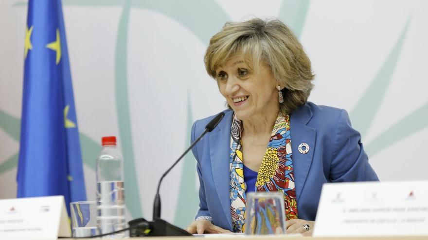 """Carcedo afirma que el Gobierno está trabajando """"hasta el límite"""" para evitar deslocalizaciones"""