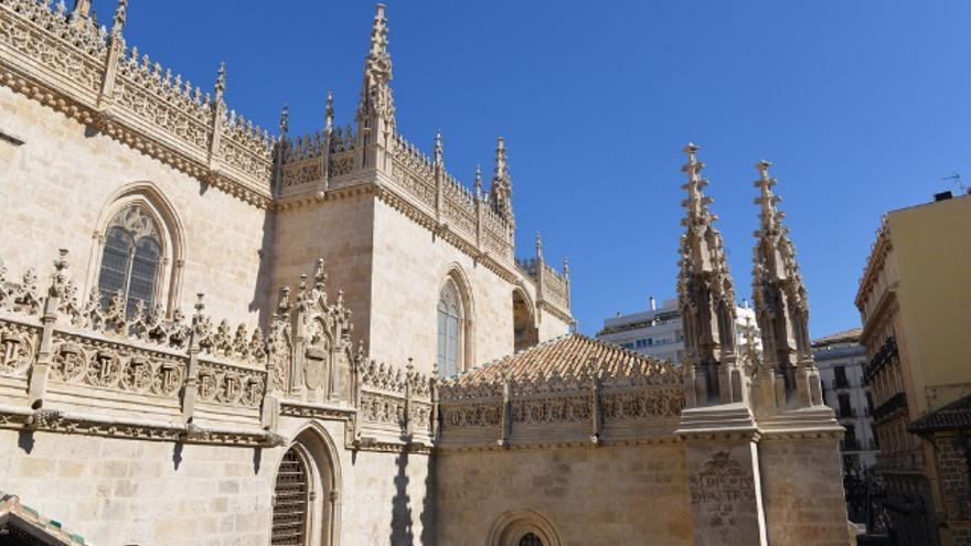 Catedral de Granada /foto: Arzobispado