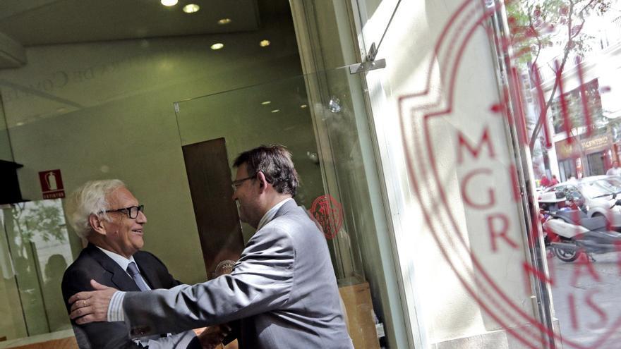 El TC admite el recurso del PSOE al decreto de recortes de la Comunidad Valenciana