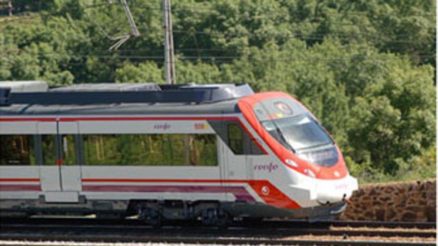 El tren del Sur de Gran Canaria será del tipo Cercanías