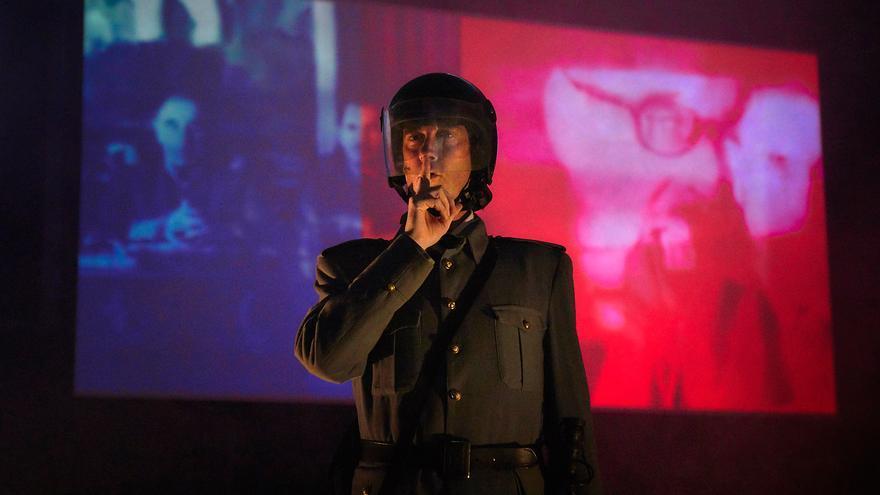 Imagen de la función 'Shock. El cóndor y el puma'