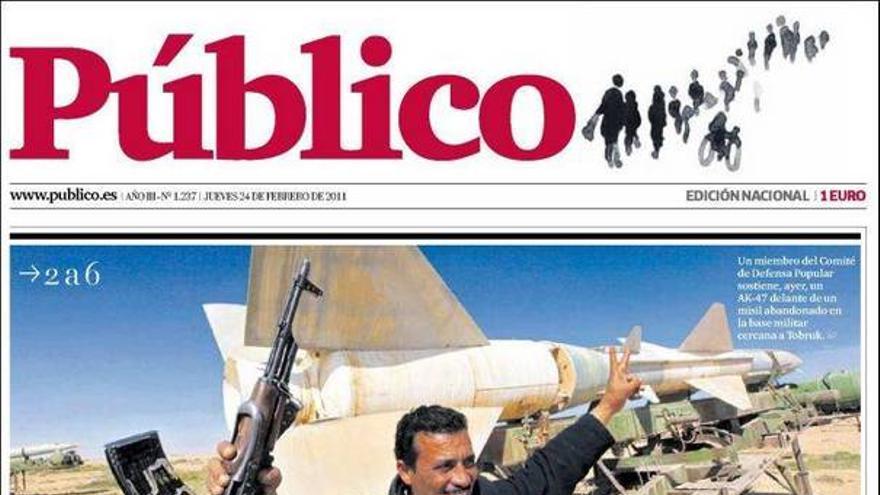 De las portadas del día (24/02/11) #8