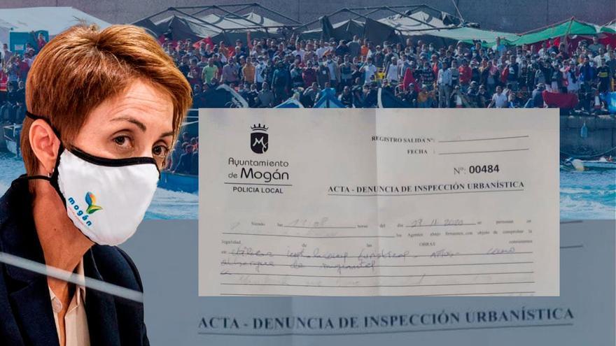La alcaldesa de Mogán ordena una inspección en los dos complejos turísticos que acogen a menores migrantes no acompañados