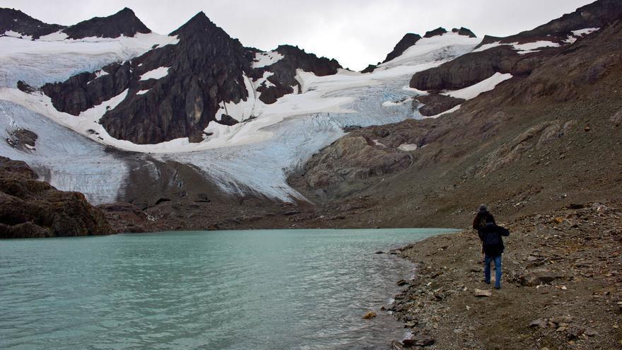 Las lenguas del glaciar bajan hasta la Laguna de los Témpanos. VIAJAR AHORA
