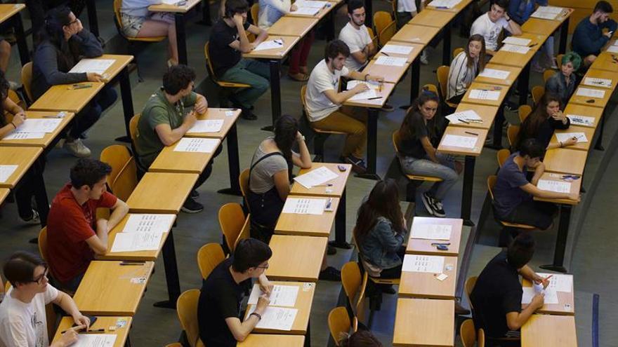 Matemáticas-Física en la UCM, nota más alta de acceso a Universidad en Madrid