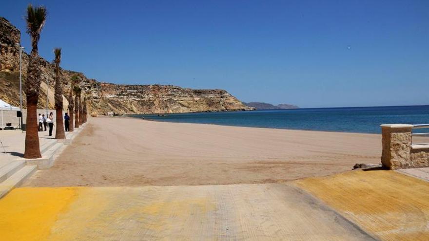 Cierran una playa de Melilla por la presencia de escorpiones
