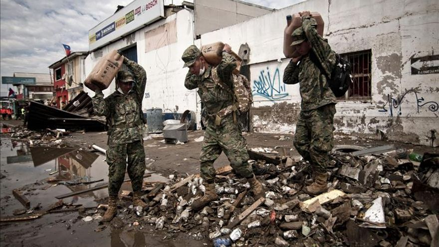 Al menos quince temblores mantienen en vela a la región chilena de Coquimbo