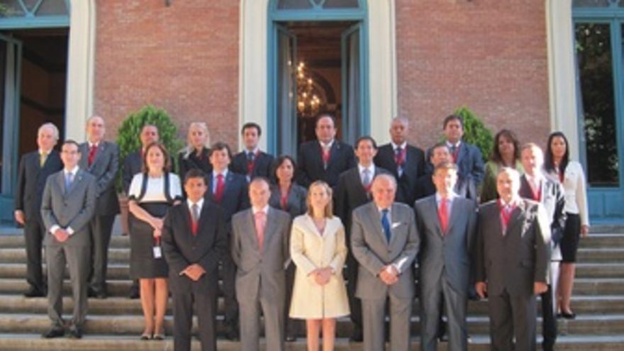 Reunión De Ministros Iberoamericanoa De Fomento Y Transporte