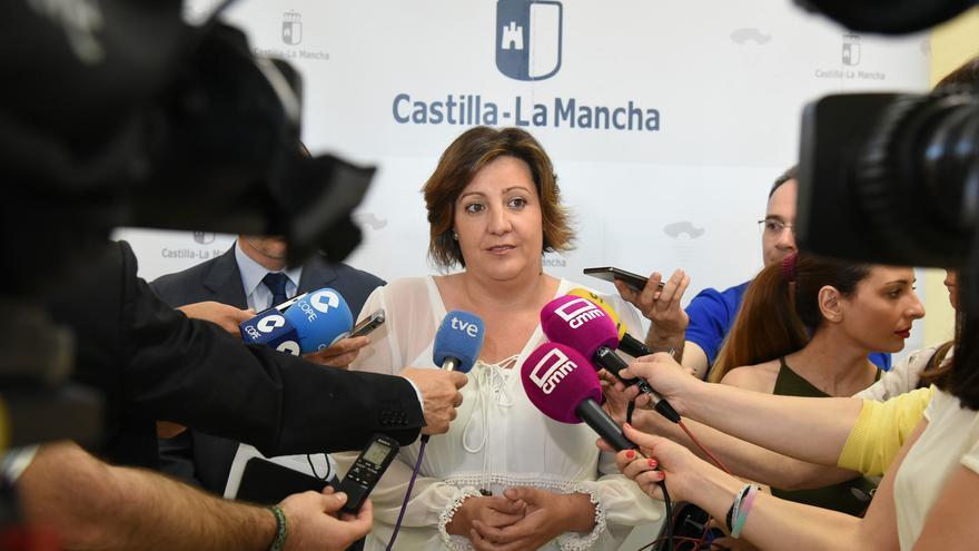 La consejera de Economía, Empresas y Empleo, Patricia Franco / JCCM