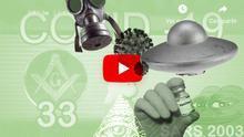 Ufólogos, antivacunas, illuminati o extrema derecha: los conspiracionistas niegan el coronavirus en YouTube