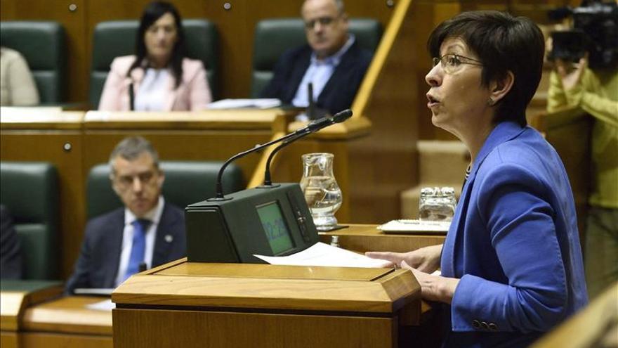 El Gobierno Vasco trabaja para sustituir las pelotas de goma de la Ertzaintza