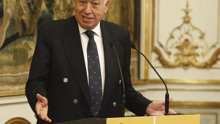 """Margallo insiste en que una Cataluña independiente quedaría fuera de la UE y tendría una situación económica """"patética"""""""