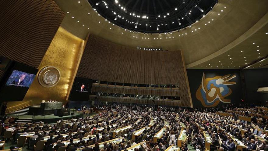 La Asamblea General de la ONU reclama un cese de las hostilidades en Siria