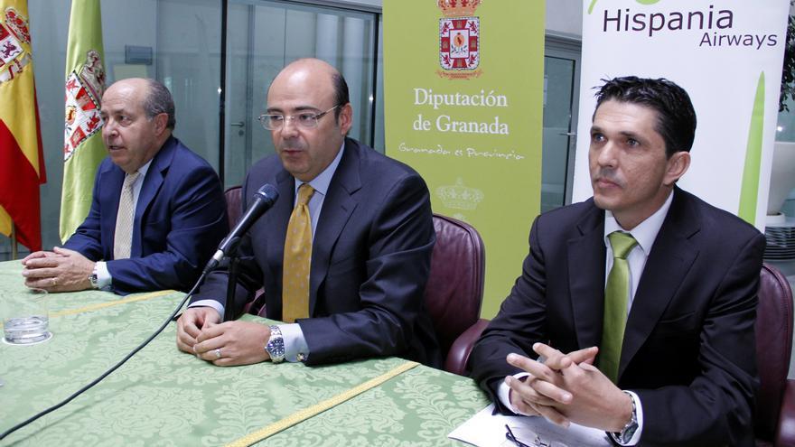 La compañía aérea Hispania Airways comenzará a operar desde Granada el próximo 6 de diciembre