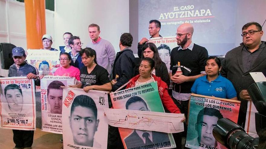 Recreación con arquitectura forense permite ver qué ocurrió en el caso Iguala