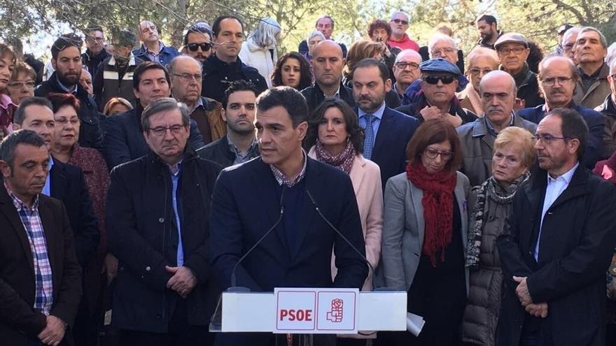 PSOE quiere que el Estado asuma exhumaciones y un banco público de ADN en la reforma de la Ley de Memoria Histórica