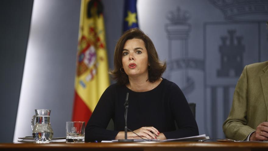 """Santamaría cree que el acuerdo con Ciudadanos en el Congreso es un paso """"importante"""" pero """"hay que seguir trabajando"""""""