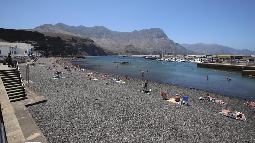 El mes de julio fue muy cálido, seco y algo más soledado de lo esperado en Canarias