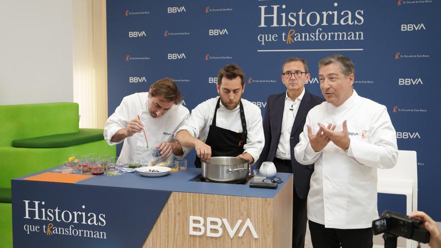 El Celler de Can Roca ofrece becas de formación a los nuevos talentos de la cocina