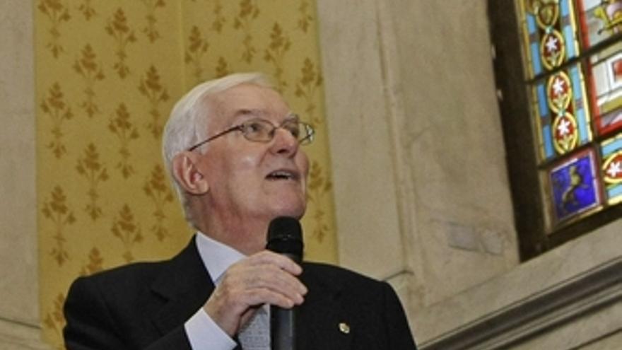 El director de la RAE, Víctor García de la Concha