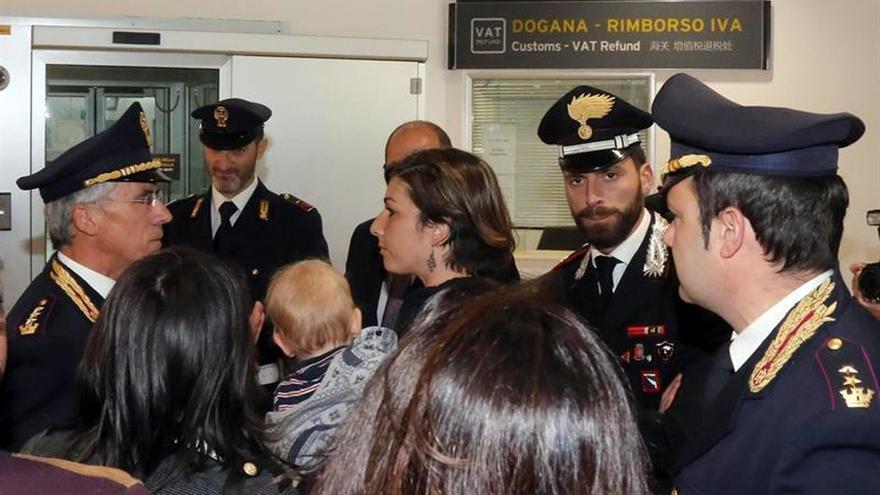 Liberan al periodista italiano detenido en Turquía desde el 10 de abril