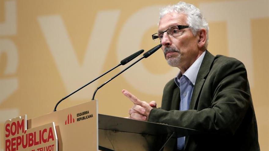 La Guardia Civil registra el domicilio del exsenador de ERC Santi Vidal