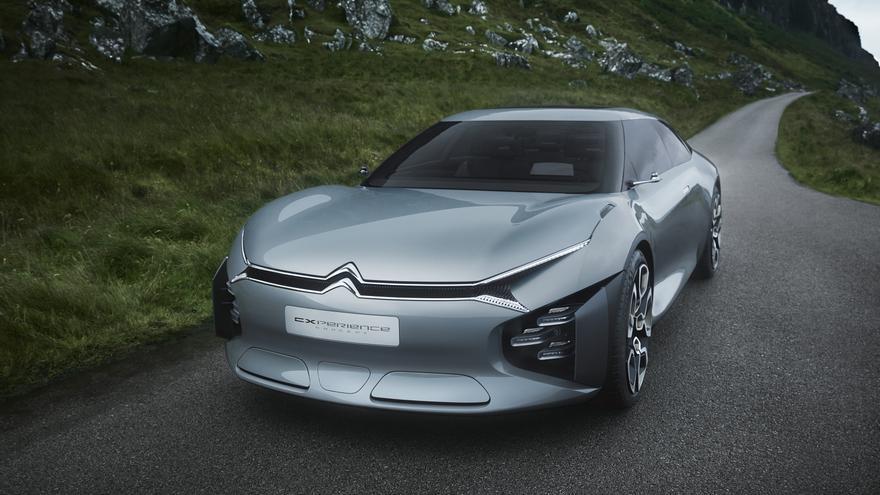 El Cxperience aglutina gran cantidad de información sobre cómo serán los coches de Citroën en un futuro cercano.