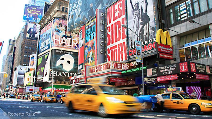Broadway en Nueva York