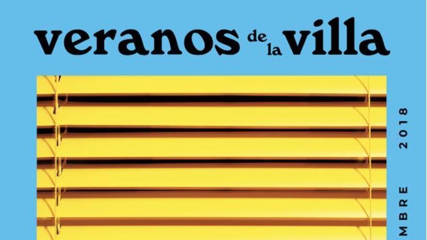 Veranos de la Villa 2018. Ayuntamiento de Madrid.