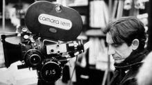 Martín Patino en el ciclo 'La Memoria Filmada' de la Filmoteca Regional