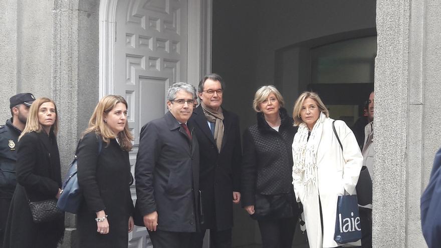 """Artur Mas: """"La actuación del Tribunal de Cuentas es insólita e impresentable"""""""