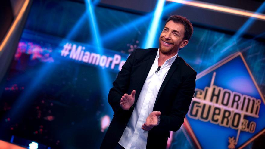 Pablo Motos, presentador de El Hormiguero 3.0