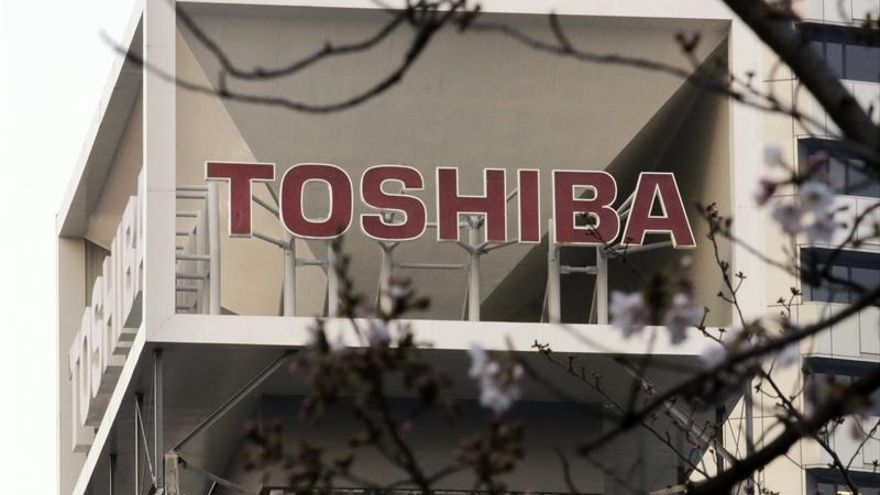 Accionistas de Toshiba aprueban la escisión de su unidad de chips